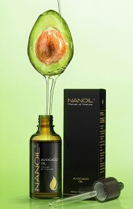 avocado oil natural nanoil